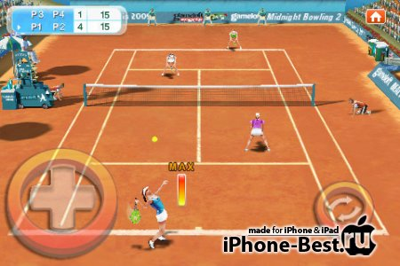 Real Tennis [1.5.3] [ipa/iPhone/iPod Touch]