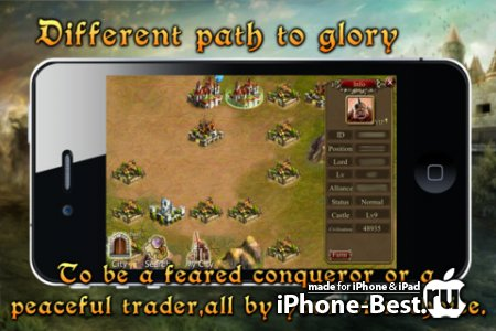 Lords Of War [1.2.2] [ipa/iPhone/iPod Touch/iPad]