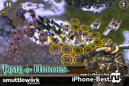 Time of Heroes [1.3.4] [ipa/iPhone/iPod Touch/iPad]