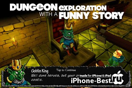 Dungeon Crawlers [1.1.3] [ipa/iPhone/iPod Touch/iPad]