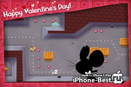 SPY mouse [1.0.5] [Electronic Arts] [ipa/iPhone/iPod Touch]