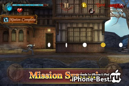 Darkness Rush: Saving Princess [1.1] [ipa/iPhone/iPod Touch/iPad]