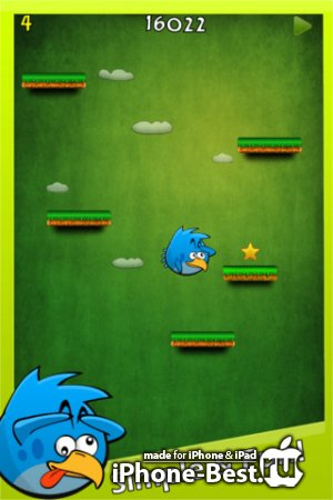Birds Jump [1.0] [ipa/iPhone/iPod Touch]