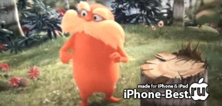 Лоракс / Dr. Seuss' The Lorax [2012/TS/iPhone/iPod Touch/iPad]