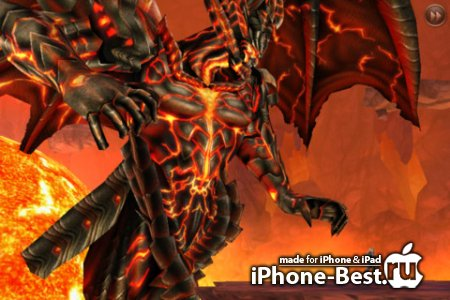 CHAOS RINGS II [2.0.0] [ipa/iPhone/iPod Touch]