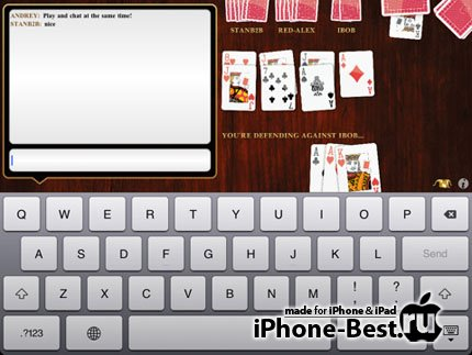 Durak for iPad [1.2.2] [ipa/iPad]
