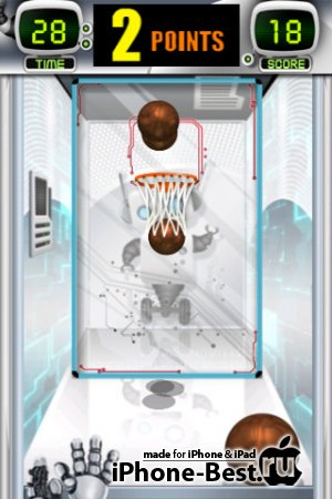 Arcade Hoops Basketball [3.8] [ipa/iPhone/iPod Touch]