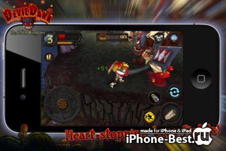 DevilDark: The Fallen Kingdom [1.0] [ipa/iPhone/iPod Touch/iPad]