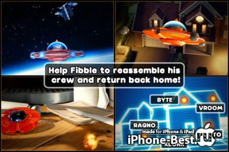 Fibble HD [1.2.5] [ipa/iPhone/iPod Touch/iPad]