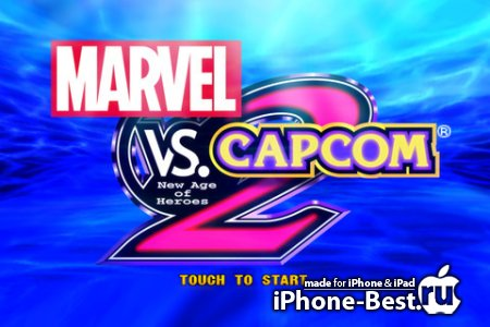 MARVEL VS. CAPCOM 2 [1.00.00] [ipa/iPhone/iPod Touch/iPad]