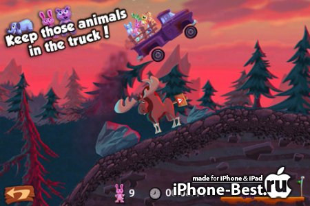 Snuggle Truck [1.7.1] [ipa/iPhone/iPod Touch]
