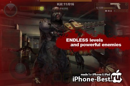 Dead Rage: Prologue [1.9.0] [ipa/iPhone/iPod Touch/iPad]