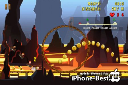 Madcoaster [1.3][ipa/iPhone/iPod Touch/iPad]