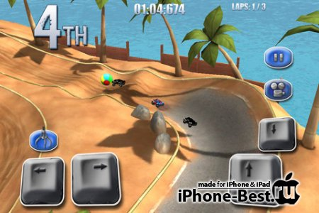 Model Auto Racing [1.0] [ipa/iPhone/iPod Touch/iPad]