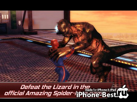 The Amazing Spider-Man [1.0.2] [ipa/iPhone/iPod Touch/iPad]