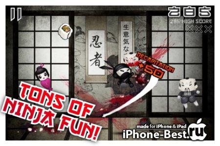 Pocket Ninjas [1.2.5] [ipa/iPhone/iPod Touch/iPad]