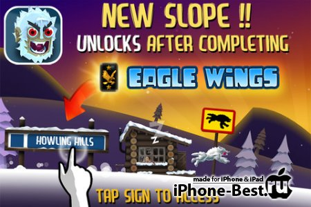 Ski Safari [1.3] [ipa/iPhone/iPod Touch/iPad]