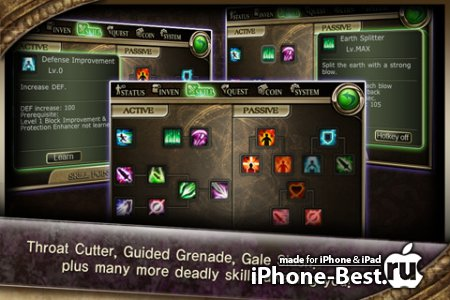 Fantastic Knight [1.1.4] [ipa/iPhone/iPod Touch/iPad]