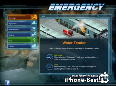 EMERGENCY [1.02] [ipa/HD/iPad]