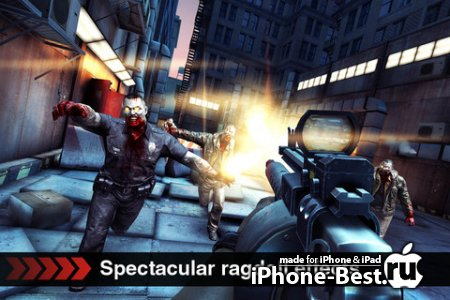 DEAD TRIGGER [1.7.0] [ipa/iPhone/iPod Touch/iPad]