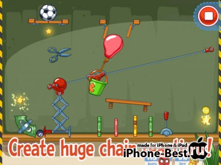 Amazing Alex HD [1.0.1] [ipa/iPad]