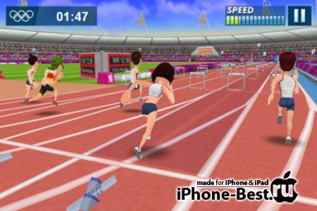 London 2012 - Official Mobile Game [Premium] [1.0.6] [ipa/iPhone/iPod Touch/iPad]