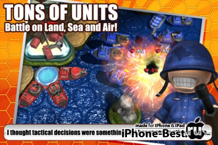 Great Big War Game [1.4.1] [ipa/iPhone/iPod Touch/iPad]