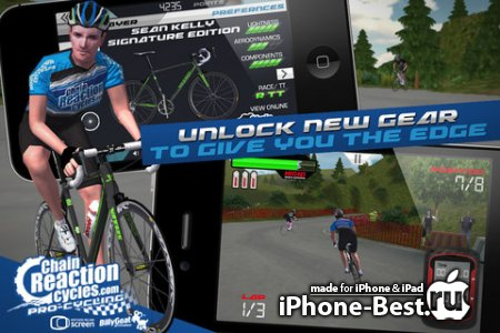 CRC Pro-Cycling [1.2.1] [ipa/iPhone/iPod Touch/iPad]