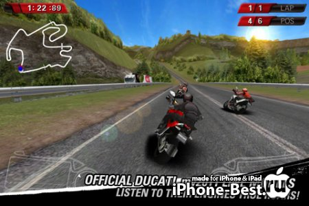 Ducati Challenge [1.11] [ipa/iPhone/iPod Touch]