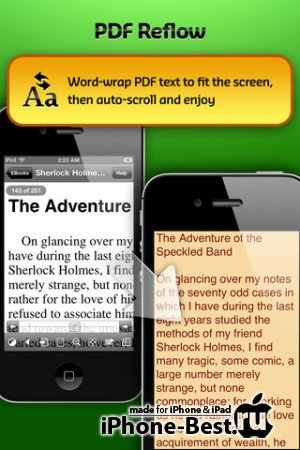 GoodReader [3.18.7] [ipa/iPhone/iPod Touch]