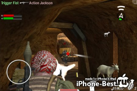 Trigger Fist [1.02] [ipa/iPhone/iPod Touch/iPad]