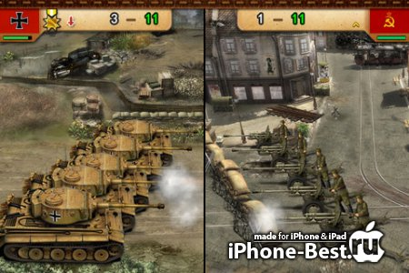 World Conqueror 2 [1.2.0] [ipa/iPhone/iPod Touch/iPad]
