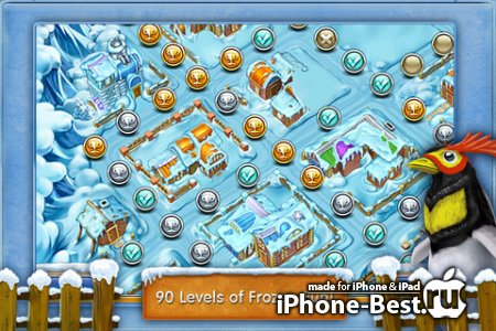 Farm Frenzy 3 – Ice Domain [1.0.1] [ipa/iPhone/iPod Touch]