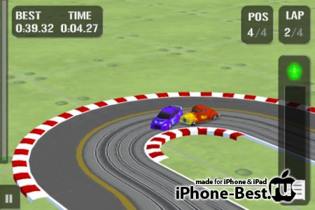 HTR High Tech Racing Evolution [2.0.1] [ipa/iPhone/iPod Touch]
