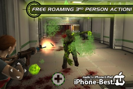 Contract Killer: Zombies 2 [0.3.0] [ipa/iPhone/iPod Touch/iPad]