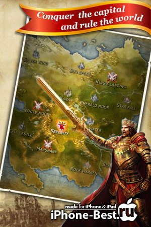 Kings Empire(Deluxe) [1.5] [ipa/iPhone/iPod Touch/iPad]