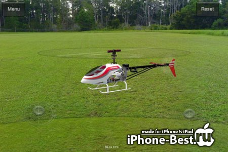 Absolute RC Heli Simulator [1.3.0] [ipa/iPhone/iPod Touch/iPad]