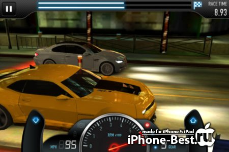 CSR Racing [1.2.0] [ipa/iPhone/iPod Touch/iPad]