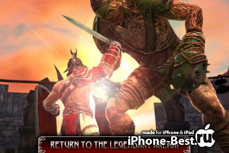 Blood & Glory 2: Legend [2.0.3] [ipa/iPhone/iPod Touch/iPad]