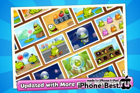 Tap The Frog 2 [1.1] [ipa/iPhone/iPod Touch]