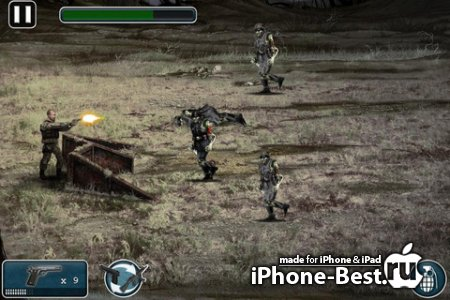 Outpost Defense [1.3.0] [ipa/iPhone/iPod Touch/iPad]