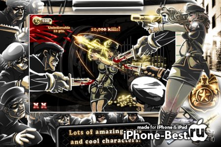 Action Cops Vs Speed Attack Robbers, Full Game [1.0] [ipa/iPhone/iPod Touch/iPad]