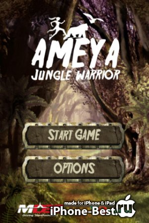 Ameya Jungle Warrior [1.1] [ipa/iPhone/iPod Touch/iPad]