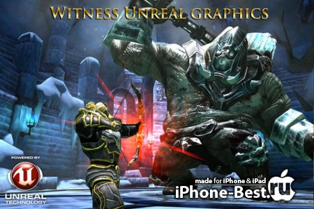 Wild Blood [1.0.3] [ipa/iPhone/iPod Touch/iPad]