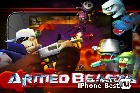 Armed Beasts [1.1.0] [ipa/iPhone/iPod Touch/iPad]