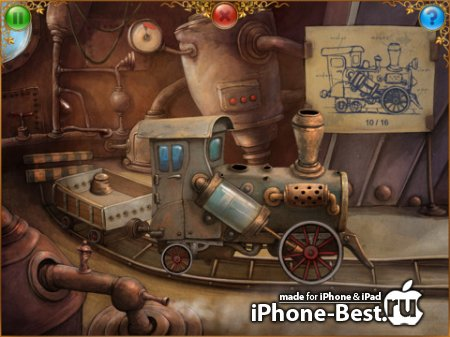 The Tiny Bang Story HD [1.3] [ipa/iPad]