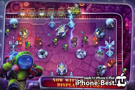 Fieldrunners [1.6.0] [ipa/iPhone/iPod Touch]