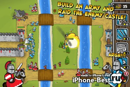 Castle Raid [1.01] [ipa/iPhone/iPod Touch/iPad]