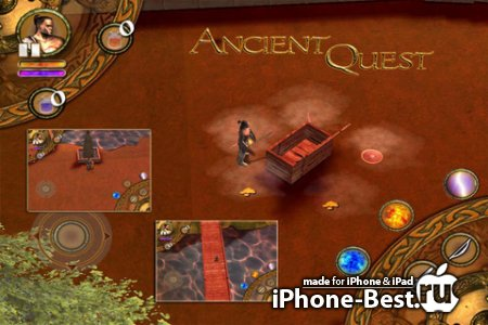 Ancient Quest [1.0] [ipa/iPhone/iPod Touch/iPad]