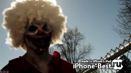 Бойся или умри / Scary or Die [2012/DVDRip/iPhone/iPod Touch/iPad]